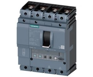 Interruptores en caja moldeada Siemens