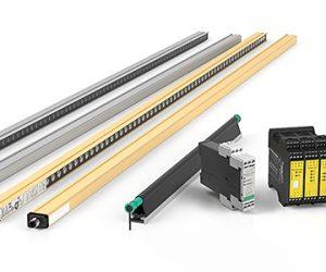 Sensores fotoeléctricos de seguridad