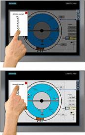 anel Comfort HMI Siemens