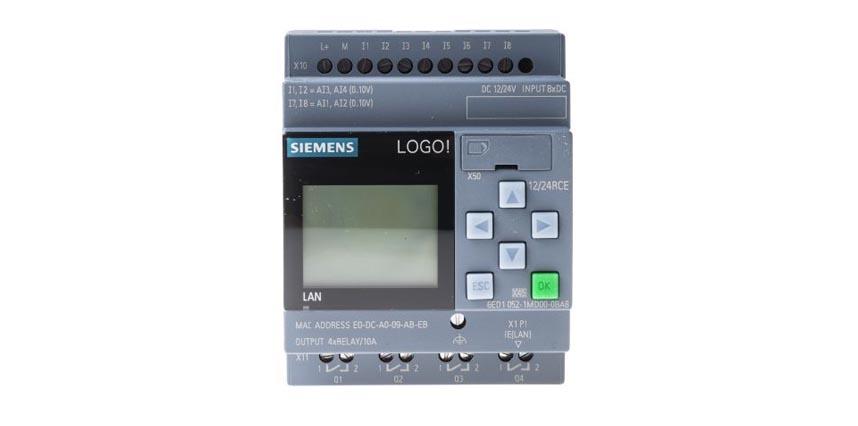 Logo8 Plc Siemens