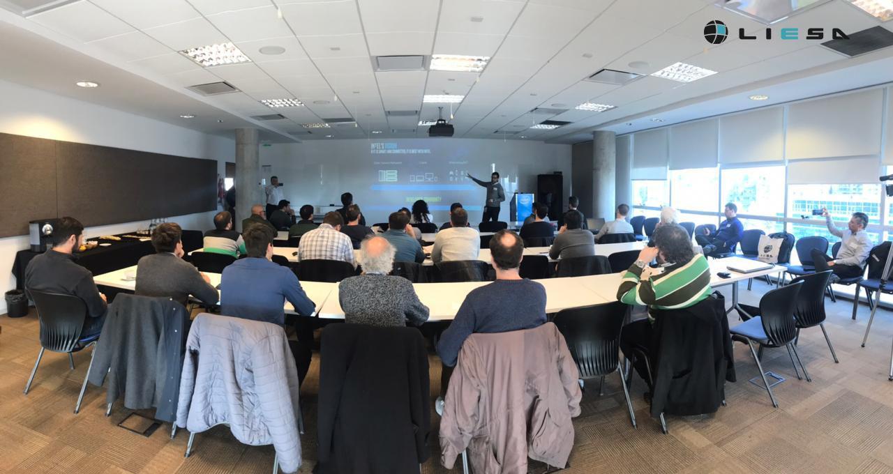 Invitación Workshop Industria 4.0