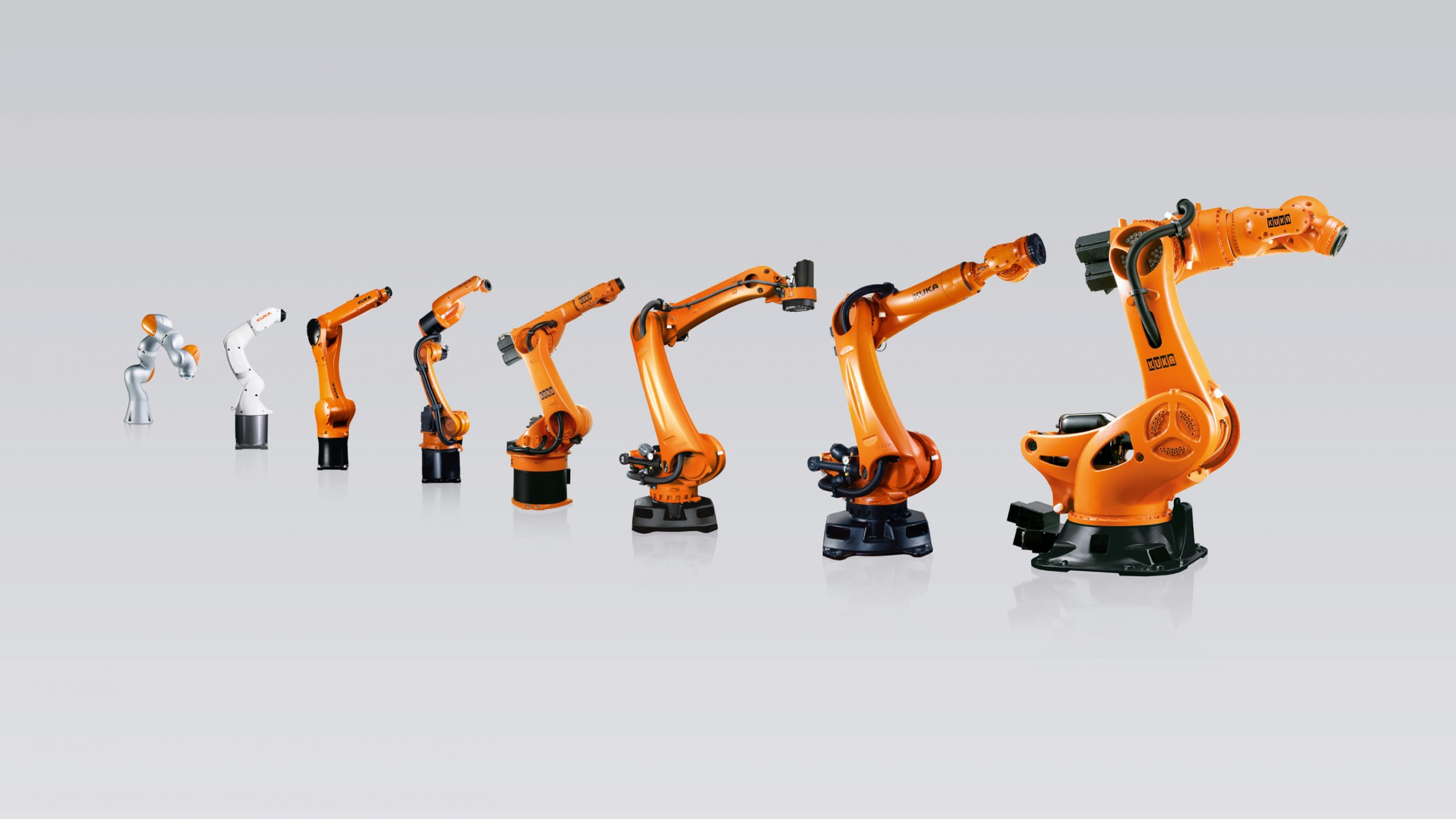 Robots Industriales KUKA